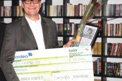 Bygg og Bevar-prisen 2015 til malermester Ole Andreas Klaveness